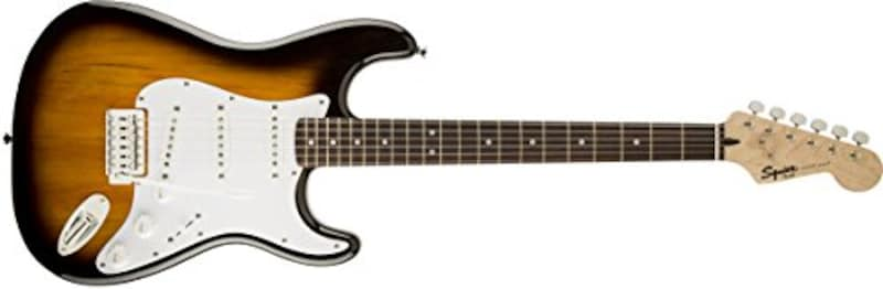 Squier by Fender ,スクワイア エレキギター Bullet w/Tremolo BSB
