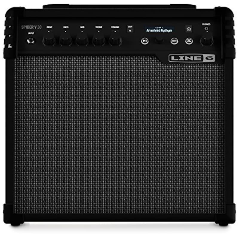Line6,モデリングギターアンプ SPIDER  V30