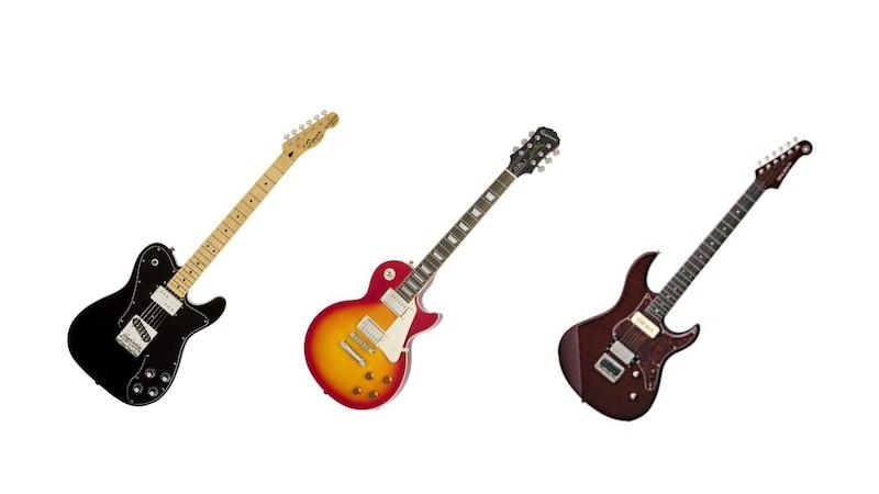 初心者の1本目やサブにおすすめ!5万円前後のエレキギター5選
