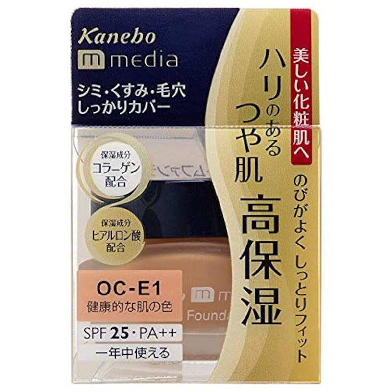 KANEBO(カネボウ),メディア クリームファンデーション