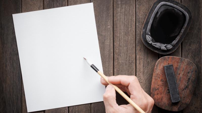 書道用半紙おすすめ人気ランキング10選|使用目的で使いわける!