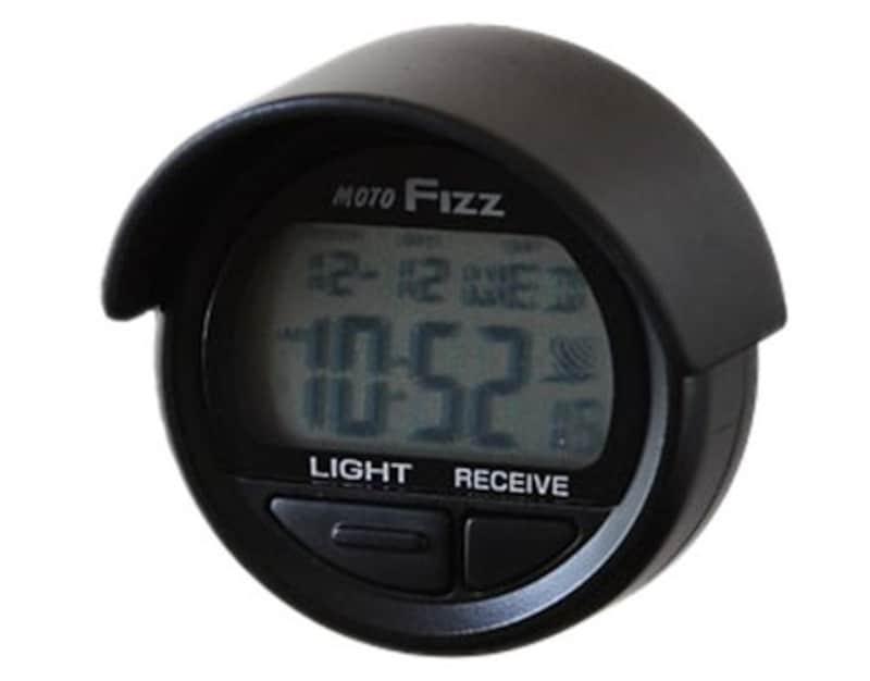 タナックス,MOTOFIZZ 電波クロック,MF-4672