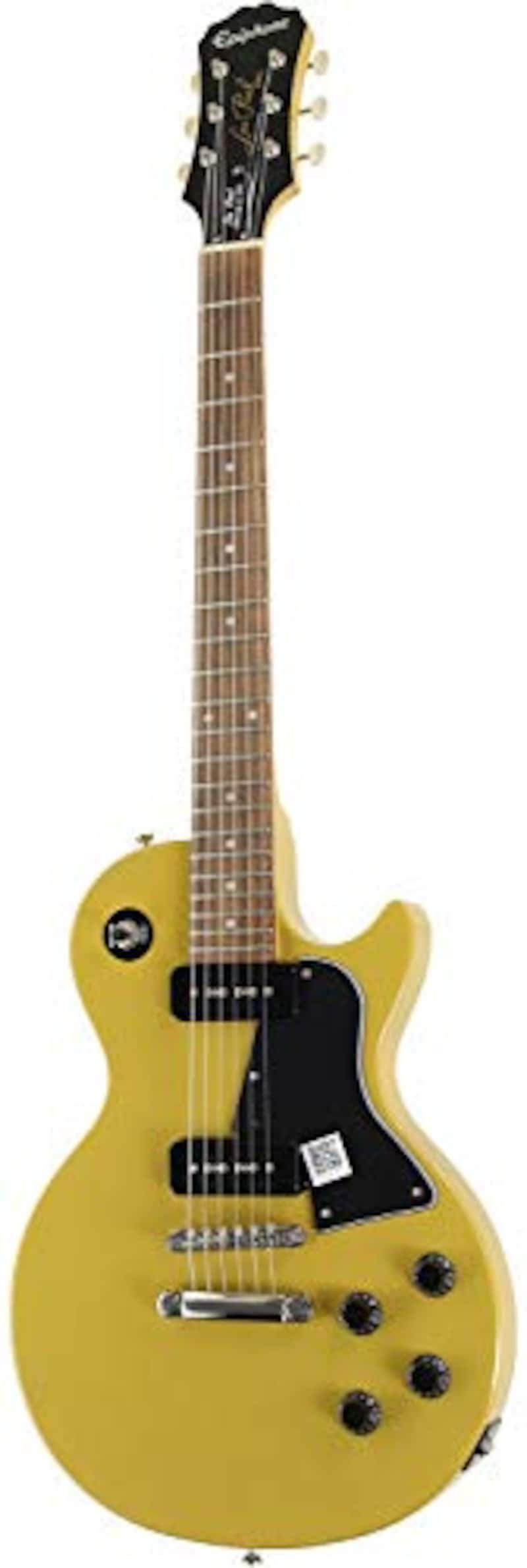 Epiphone LIMITED MODEL Les Paul Special SC (TVY)