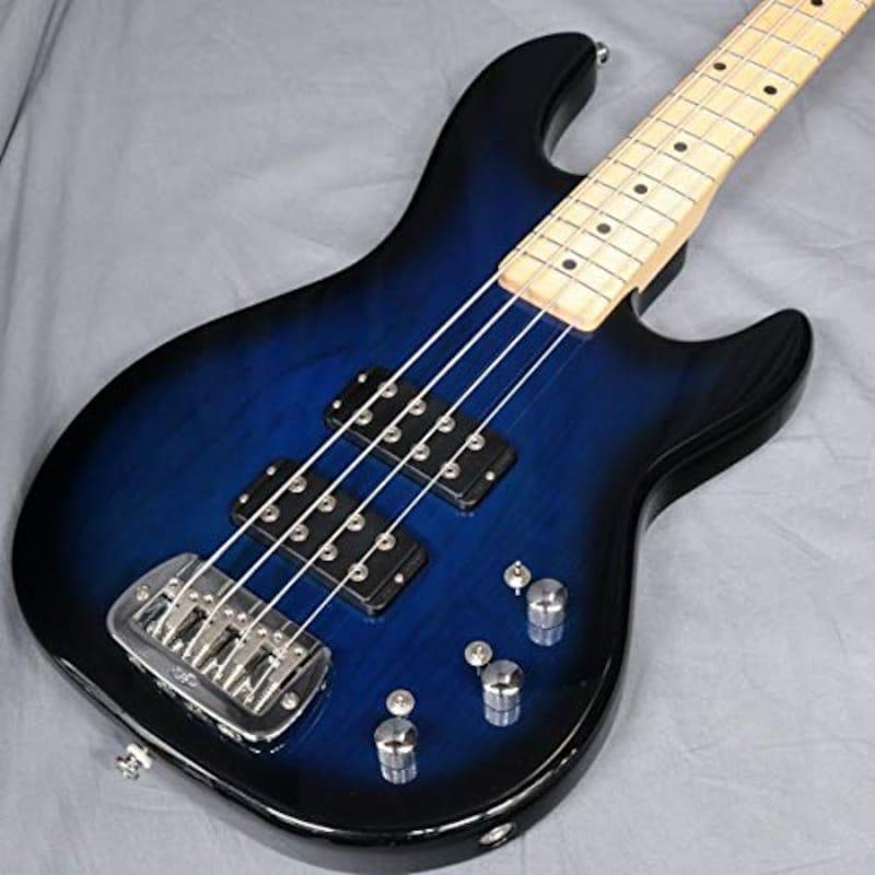 G&L ,L-2000 Tribute Blue Burst