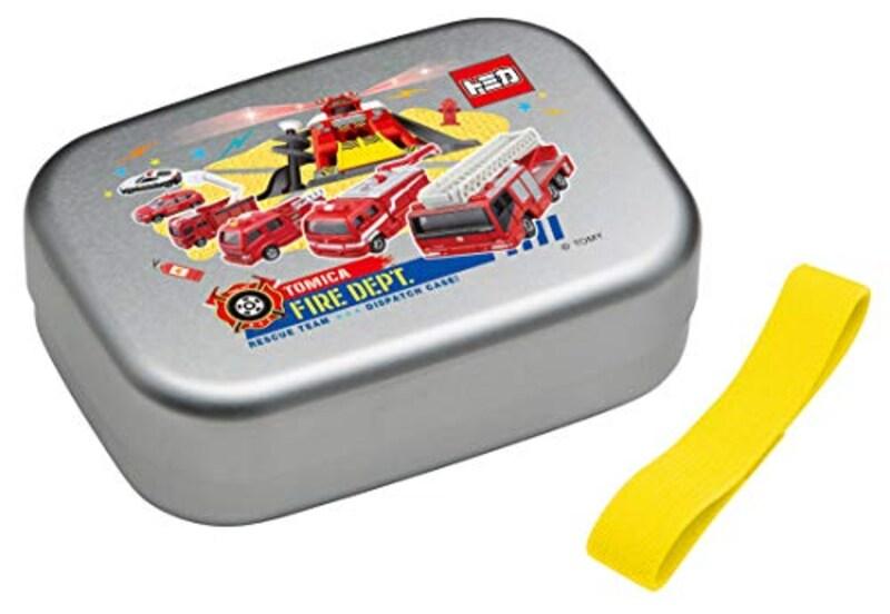 スケーター,アルミ製子供用弁当箱 トミカ