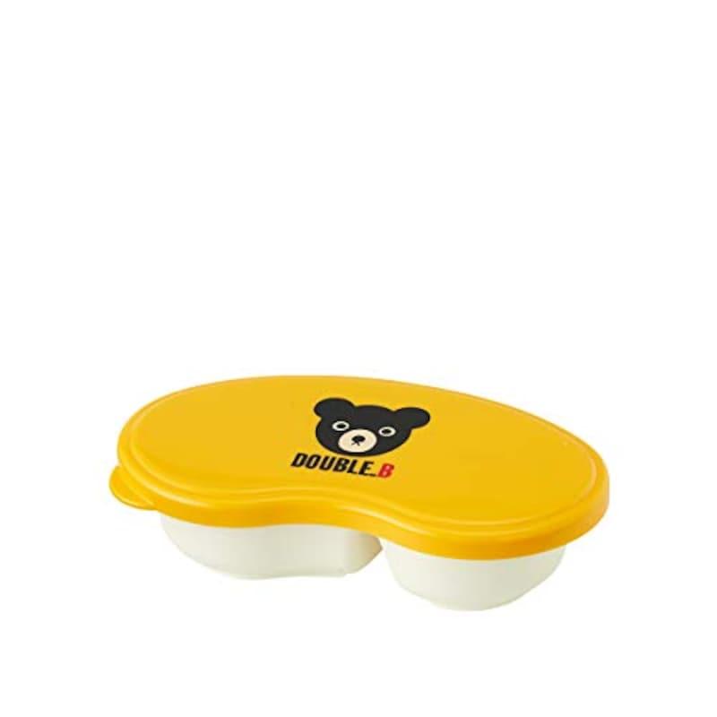 ミキハウス ,ミキハウス ダブルB 離乳食器,66-7008-957