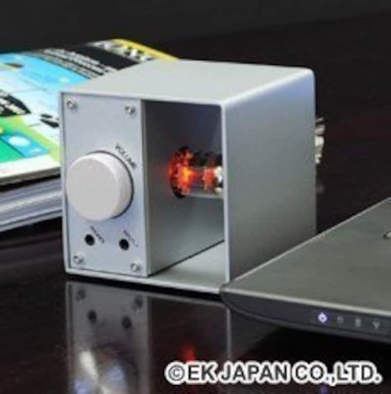 イーケイジャパン,ハイブリッド真空管アンプキット,TU-H82