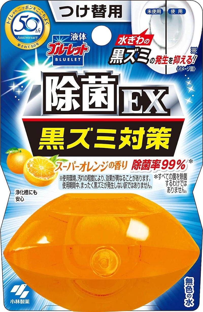 小林製薬,液体ブルーレットおくだけ除菌EX