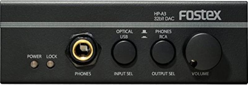 FOSTEX(フォステックス),ヘッドホンアンプ,HP-A3