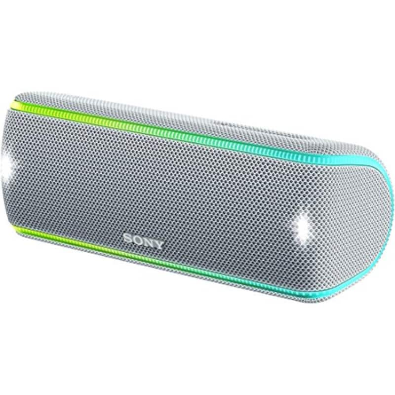 SONY(ソニー),Bluetooth ポータブルスピーカー,SRS-XB31 W
