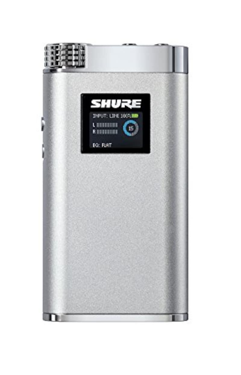 SHURE(シュア),ヘッドホンアンプ,SHA900J-P