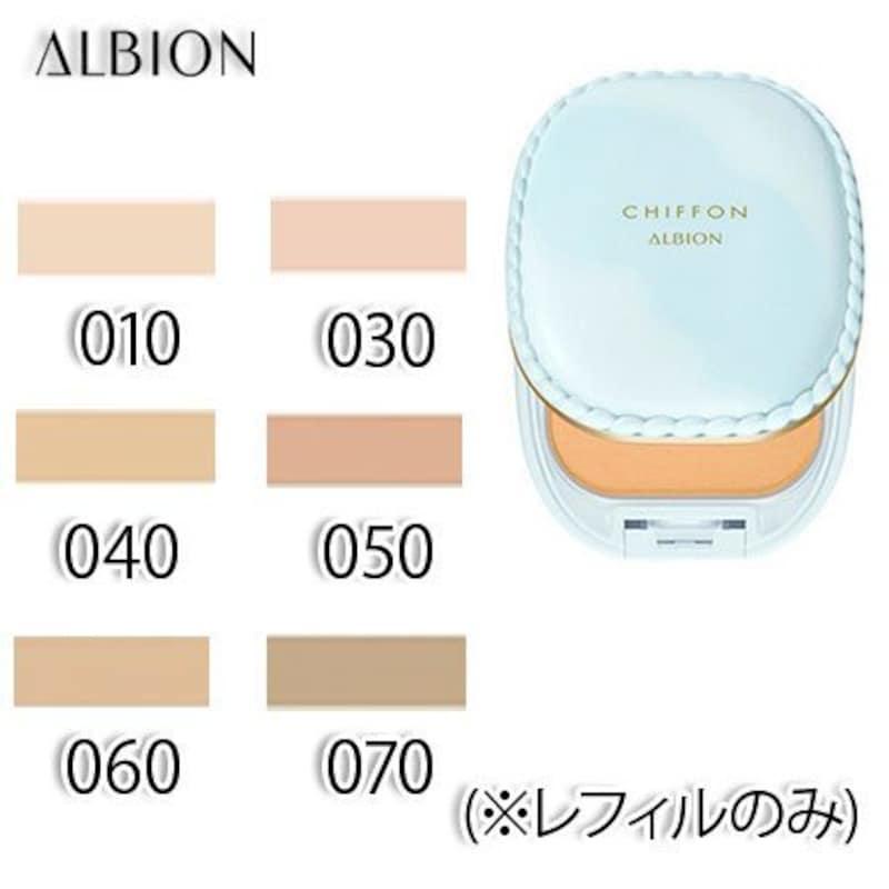 アルビオン,スノー ホワイト シフォン,43379-10994