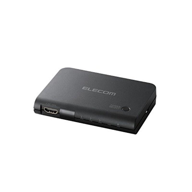 エレコム,HDMI切替器,SWP31BK