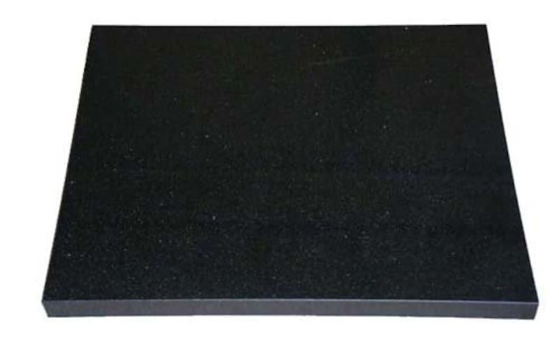 石専門店.com,オーディオボード 天然黒御影石 (山西黒),OS25025030