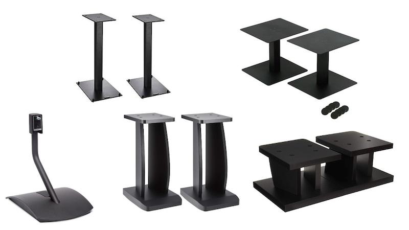 スピーカースタンドおすすめランキング21選|木製や卓上で使えるタイプが人気!便利なブロック型も紹介