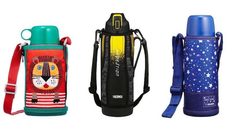 小学生用水筒おすすめ人気20選|サイズ・大きさ別ランキング!おしゃれで軽いものや大容量モデルも