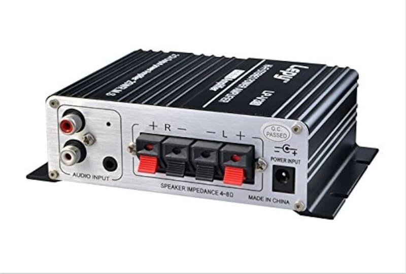 LEPY,小型ステレオアンプ,LP-V3S