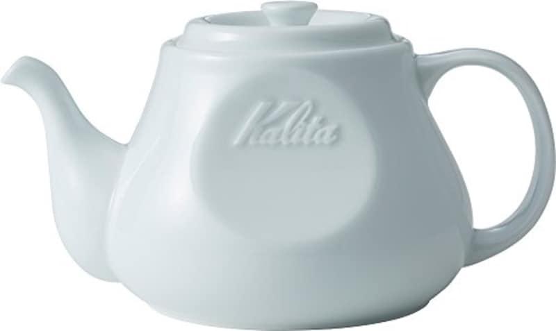 Kalita(カリタ),コーヒーポット 波佐見焼 磁器製 700ml ,#35197