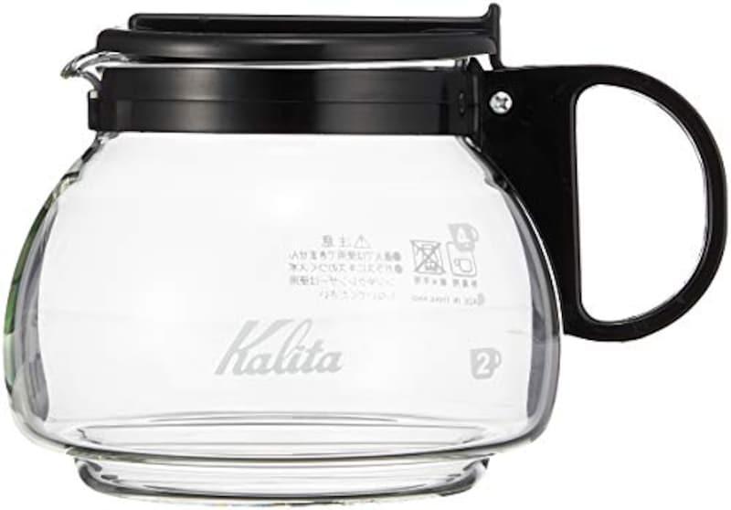 Kalita(カリタ),コーヒーメーカー用 102サーバー 600CCブラック