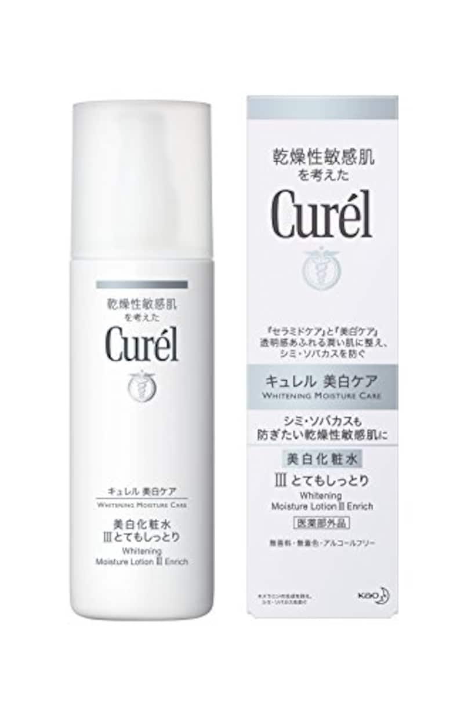 キュレル,美白化粧水 III とてもしっとり