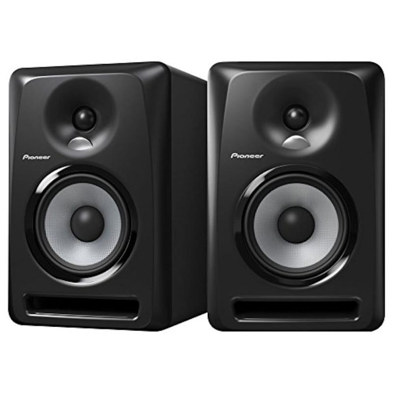 パイオニア,パワードモニタースピーカー,S-DJ50X