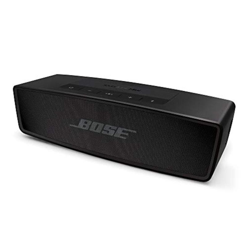 BOSE(ボーズ),SOUNDLINK MINI II Special Edition,SL mini II SE BLK
