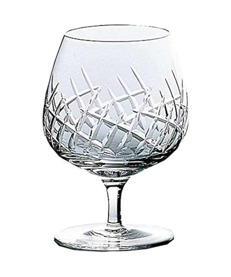 東洋佐々木ガラス,マタン ブランデーグラス,LS101-25-C9