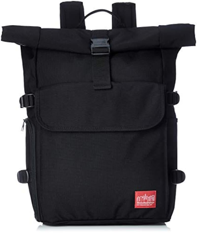 Manhattan Portage(マンハッタンポーテージ),Pixel Silvercup Backpack,MP1236PXL_BLK