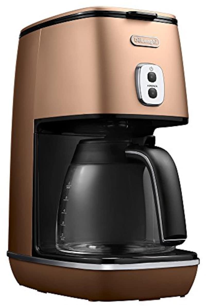 デロンギ(DeLonghi),ドリップコーヒーメーカー,ICMI011J-CP
