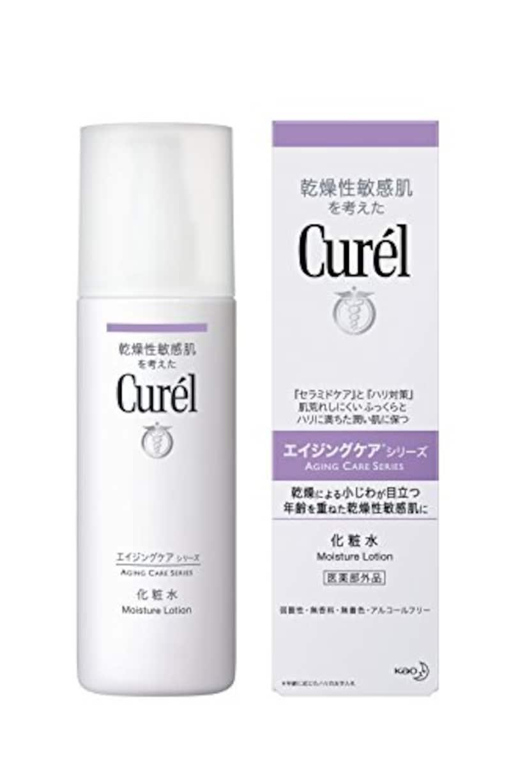 キュレル,エイジングケア 化粧水
