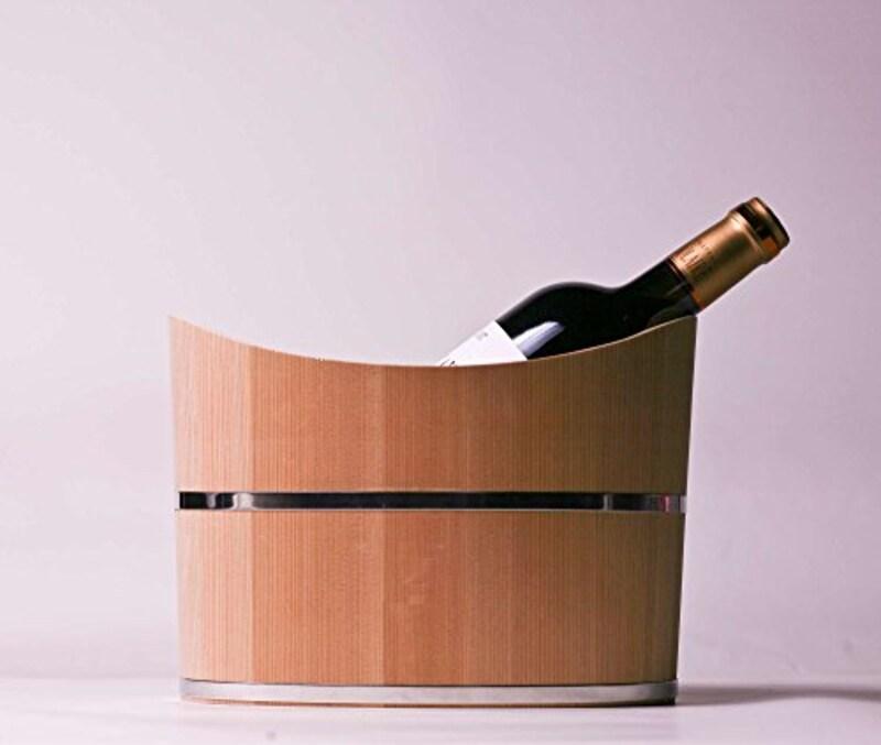 YOSHIKAZ KAWAKAMI,木の匠のワインクーラー「翔」,WC-001