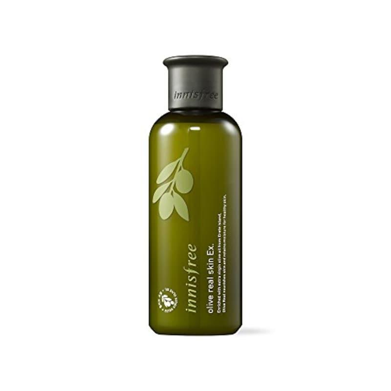 innisfree(イニスフリー),オリーブリアルスキン 化粧水