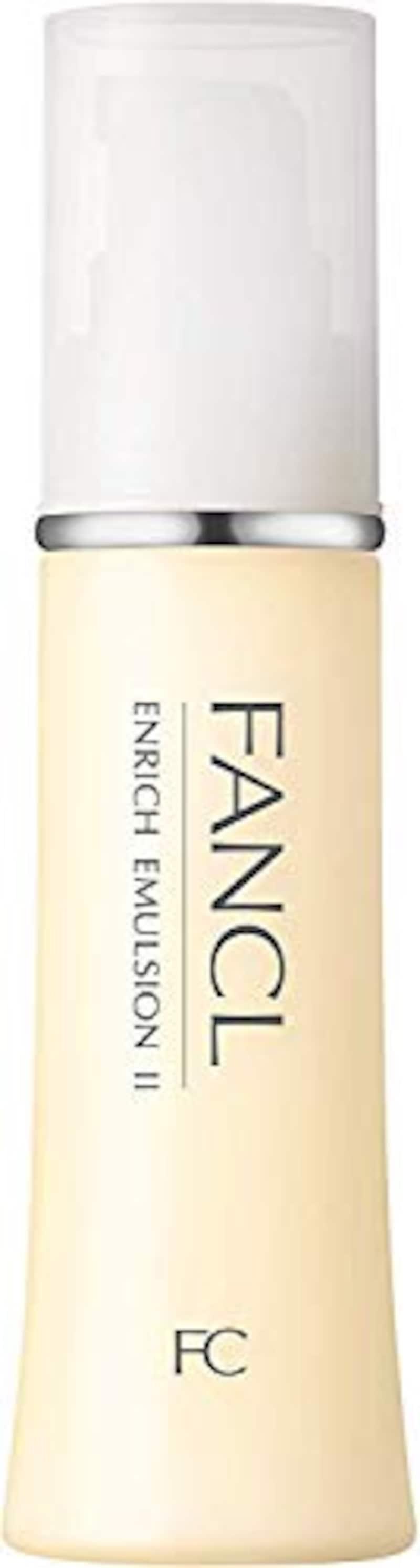 ファンケル,エンリッチ 乳液II しっとり