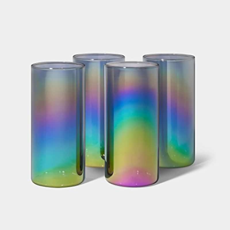 MoMA,MoMA シマー トールグラス(4個セット)
