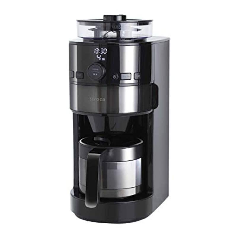 シロカ,コーン式全自動コーヒーメーカー, SC-C121