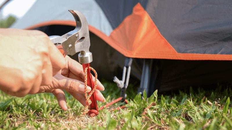 ペグハンマーのおすすめ人気ランキング10選|テントの時の必需品!