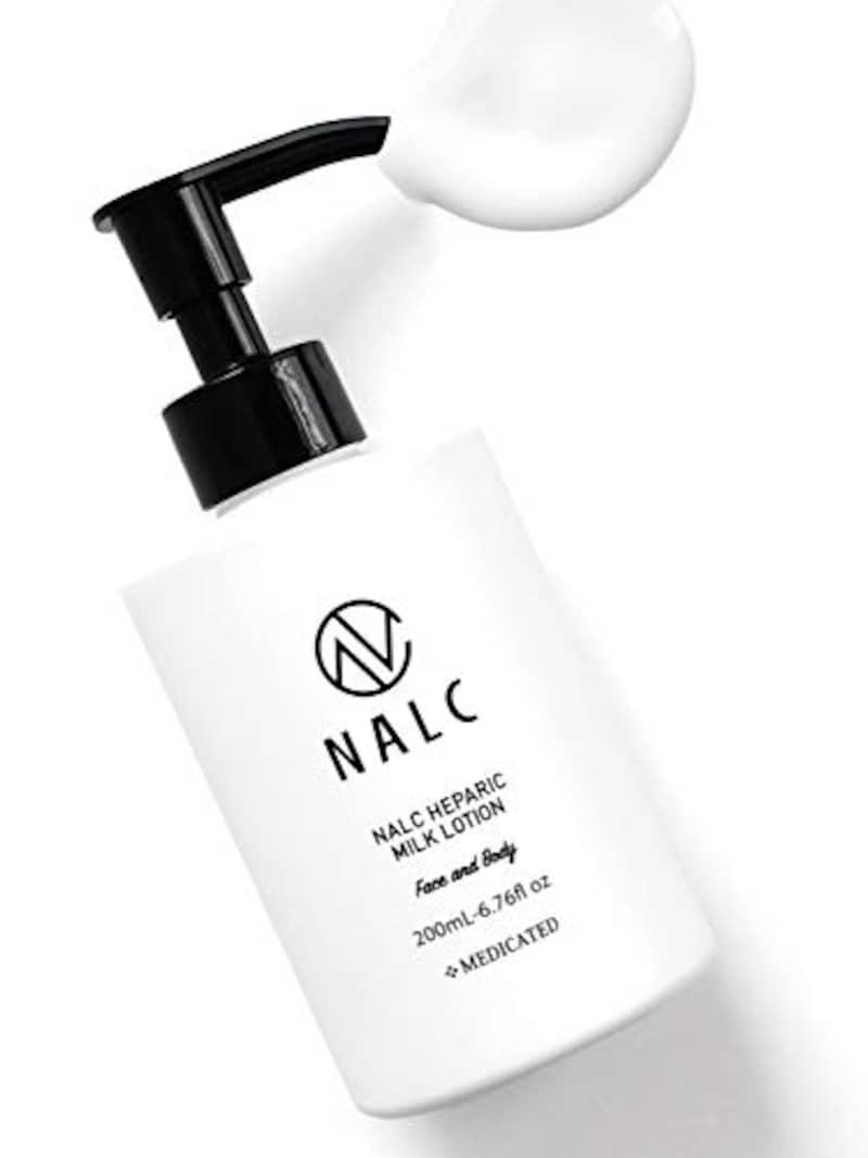 NALC,ヘパリン 乳液
