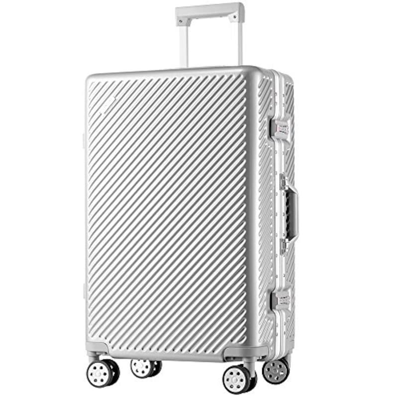 TANOBI(タノビ),スーツケース アルミフレーム(S)