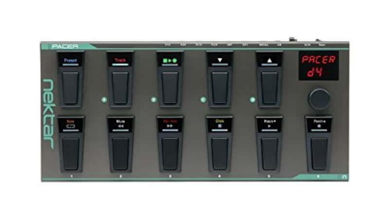 Nektar Technology(ネクターテクノロジー), ハンズフリー DAW & MIDI コントローラー