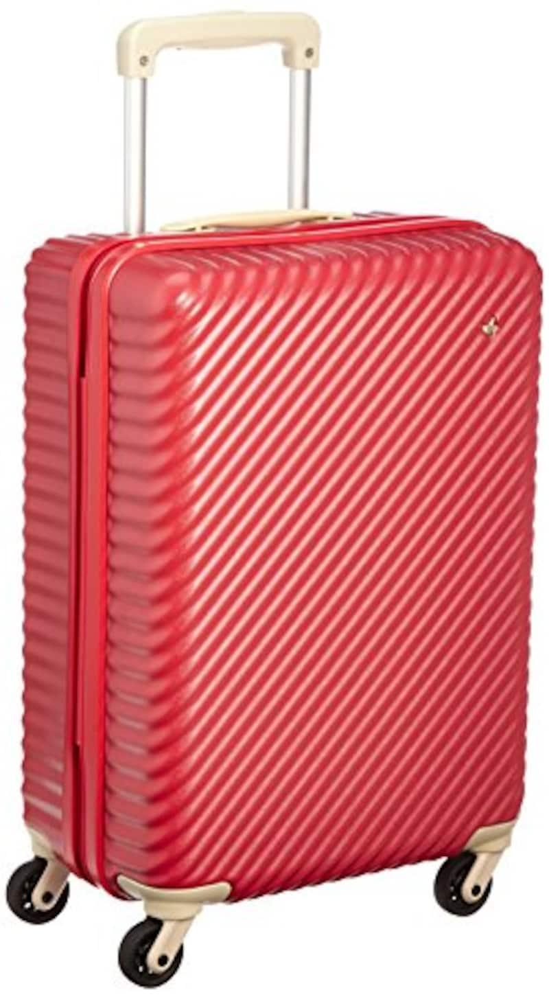 ACE(エース),HaNT(ハント)スーツケース マイン アネモネレッド,05745