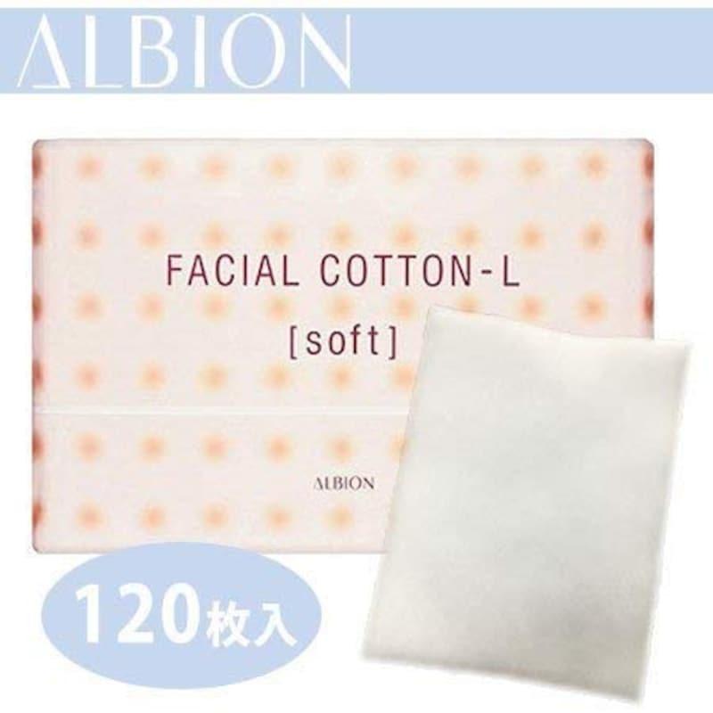 アルビオン,フェイシャルコットン L,BU20X05500