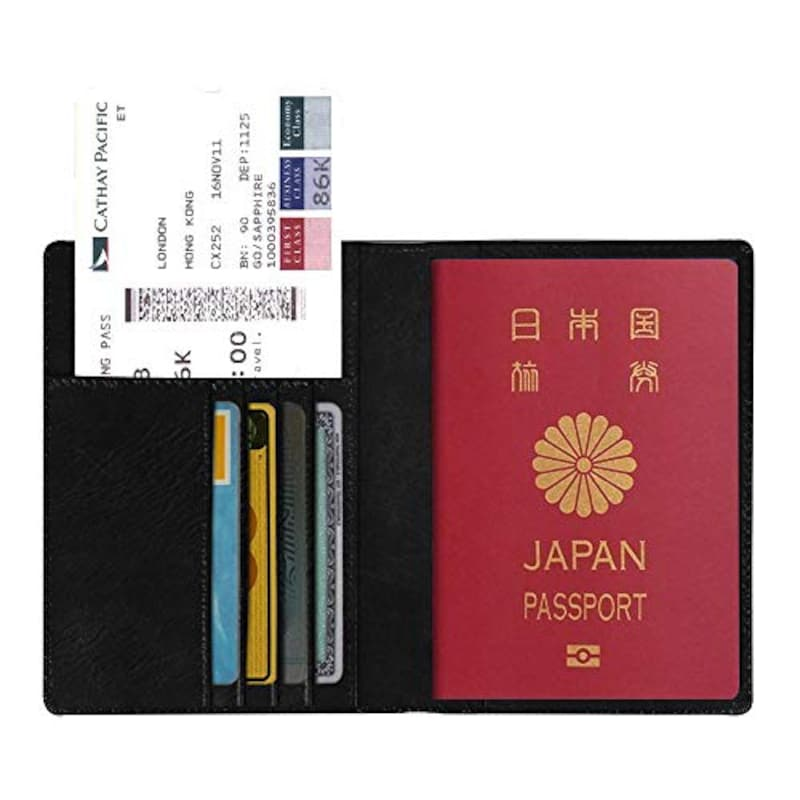 FUKUSHOP,パスポートケース
