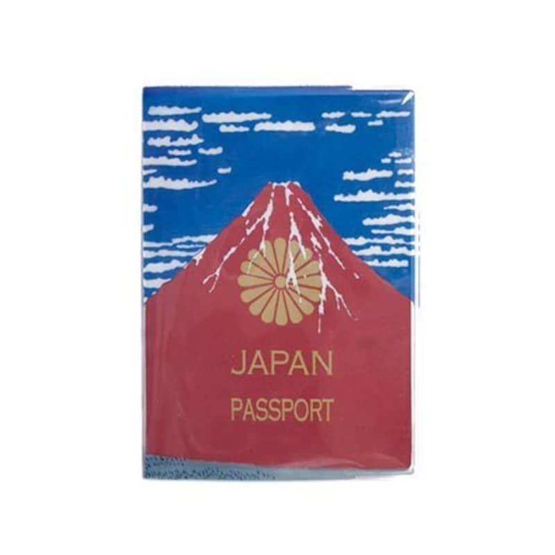 DETAIL,Akafuji あかふじ パスポートケース,2590