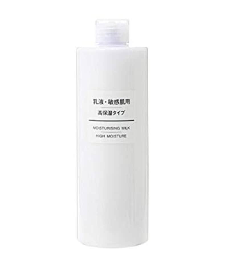 無印良品,乳液 敏感肌用 高保湿タイプ