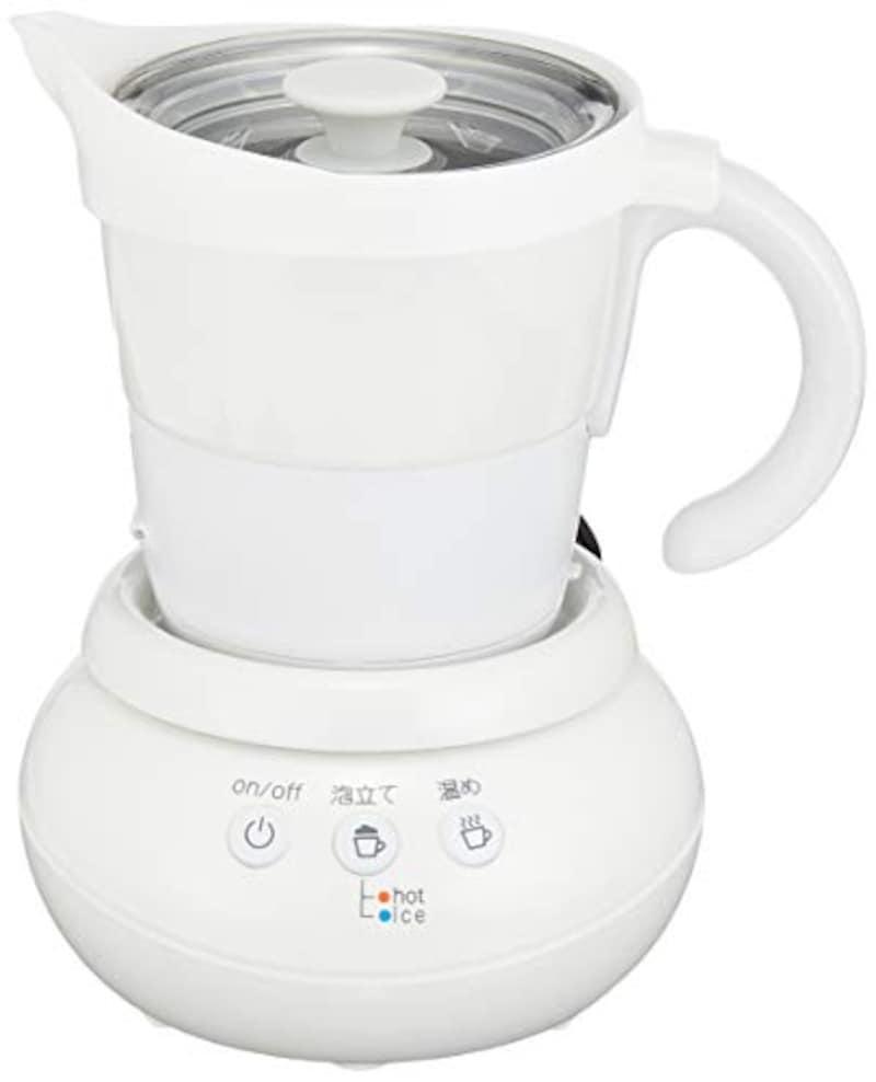 UCC(上島珈琲),ミルクカップフォーマー,MCF30(W)