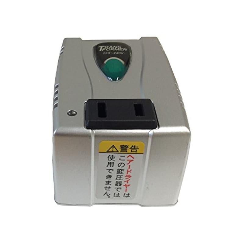 カシムラ,海外用変圧器,NTI-352