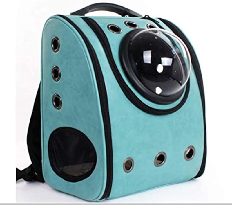 ZIJINJIAJU,宇宙船カプセル型ペット用バッグパック