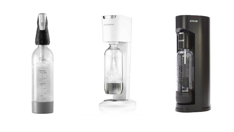 炭酸水メーカーおすすめ人気ランキング13選|カートリッジ式・シリンダー式別に比較!強炭酸水が作れるコスパの良いものは?