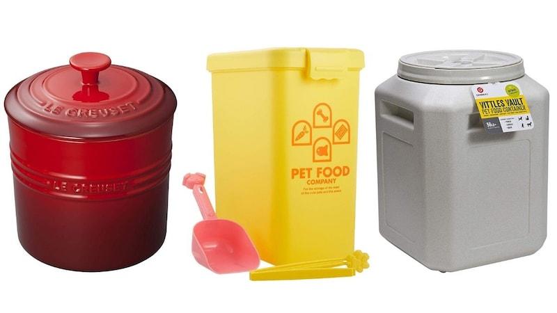 ドッグフード保存容器おすすめ17選|おしゃれな商品も!ぴったり密閉して鮮度を保つ!