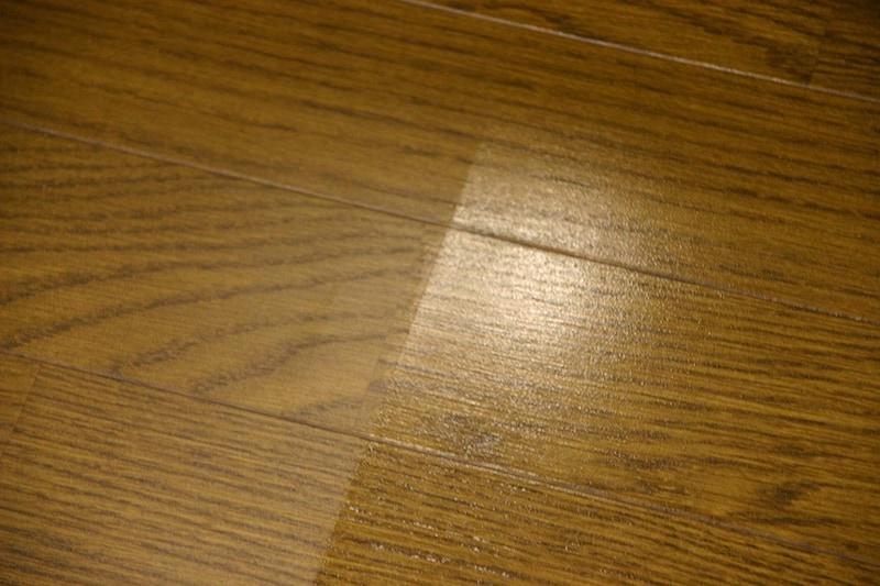 ラグロン,白木床用 樹脂ワックス